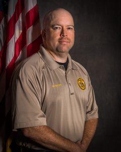 Deputy Anthony Nettles